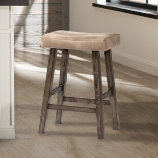 Purchase Kapono Non-Swivel Backless Bar Stool by Loon Peak Reviews (2019) & Buyer's Guide