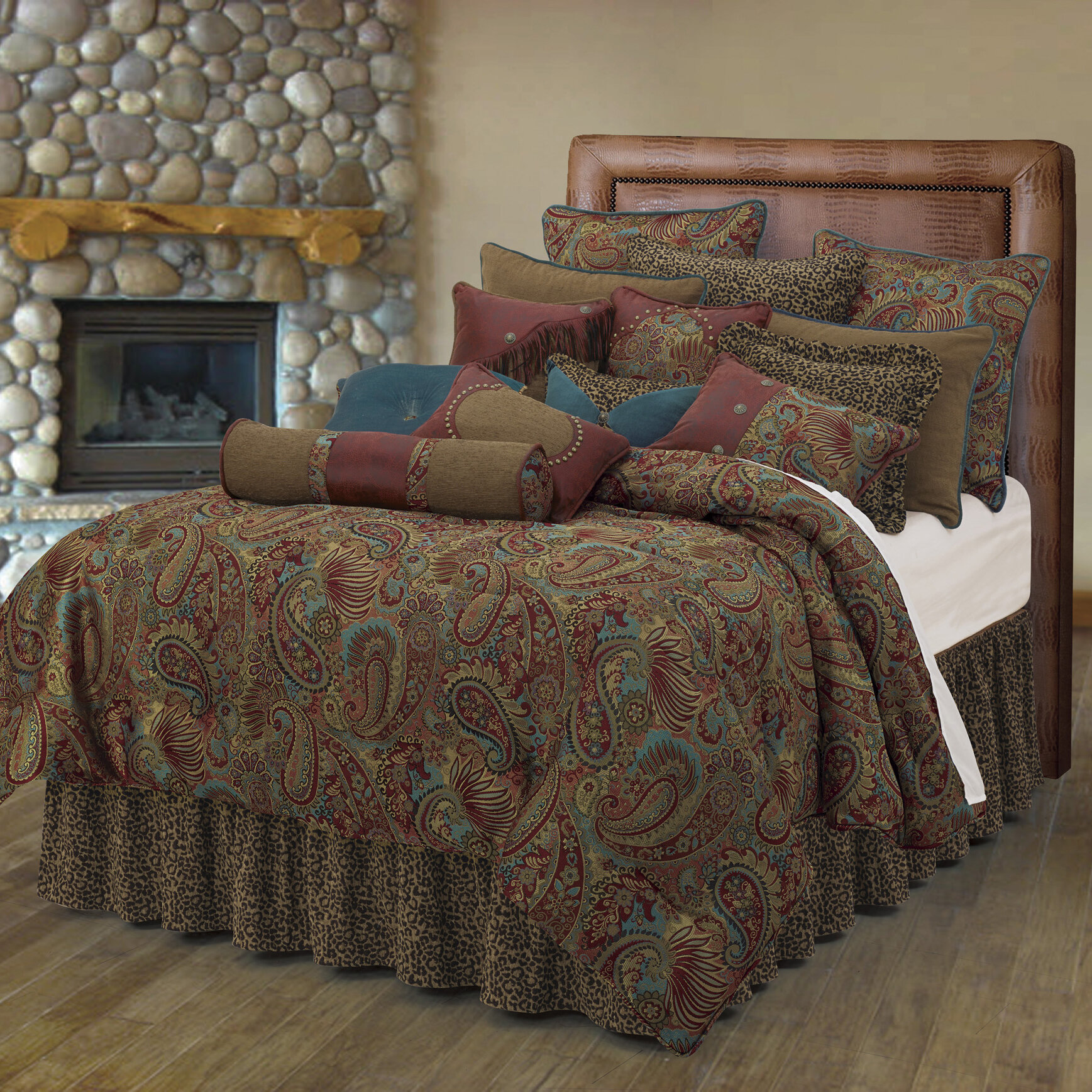 park polyester cfm comforter madison by product with piece wellington piping set jacquard master paisley hayneedle