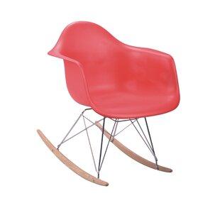 Altarichard Rocking Chair by Corrigan Studio