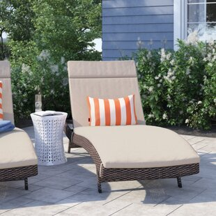 Bellview Lounge with Cushion by Sol 72 Outdoor