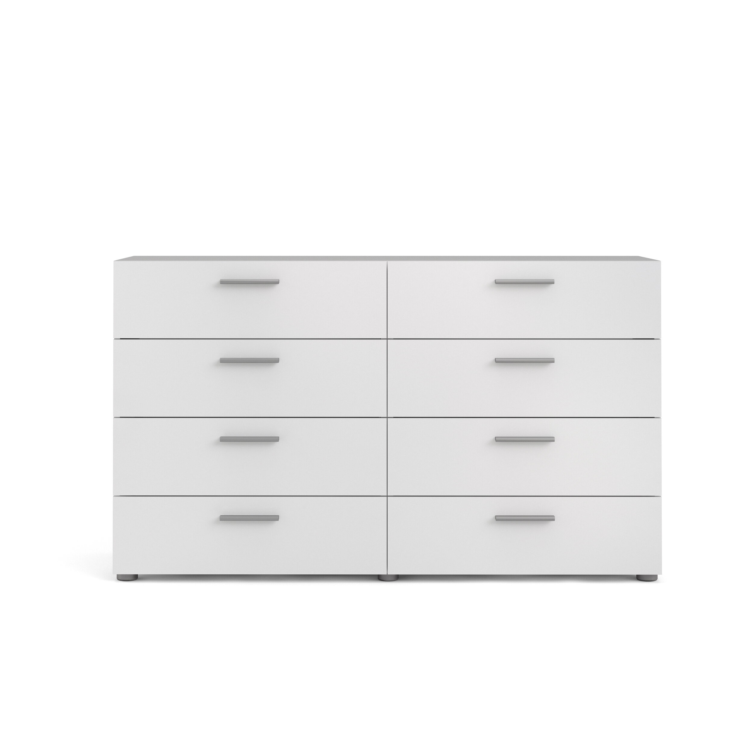 Pannell 8 Drawer Double Dresser