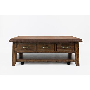 Accomac Wooden Coffee Table by Gracie Oaks
