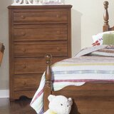 Totten 5 Drawer Chest by August Grove®