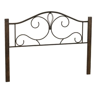 Comparison Claudio Open-Frame Headboard by Fleur De Lis Living
