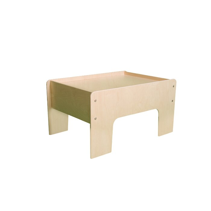Magnificent Torquay Kids Rectangular Train Table Interior Design Ideas Apansoteloinfo