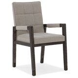 Aventura Cupertino Upholstered Dining Arm Chair (Set of 2) by Hooker Furniture