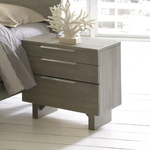 Mell 2 Drawer Nightstand by Orren Ellis