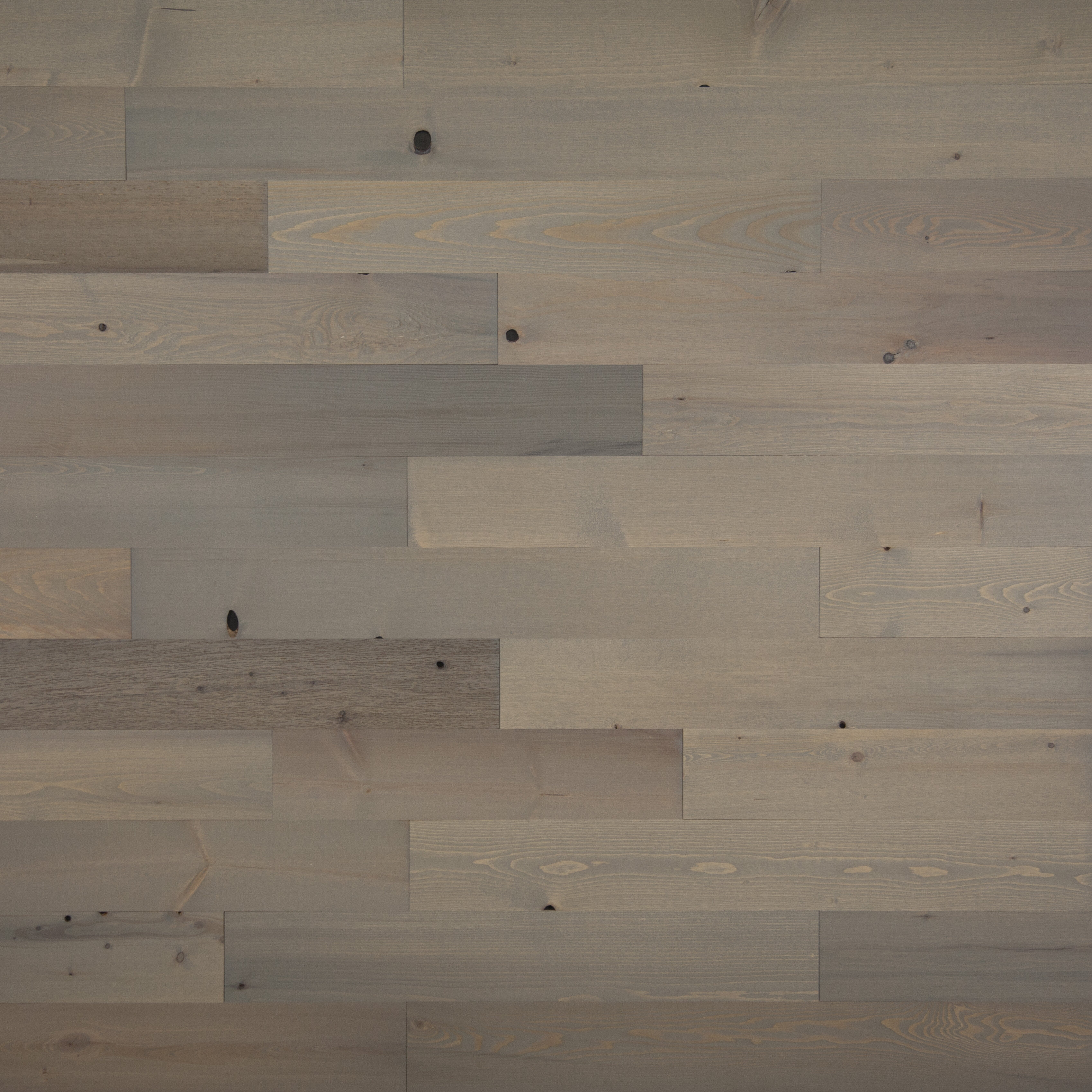 L And Stick Solid Wood Wall