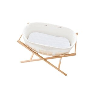 Harriet Bee Snider Bassinet Plain Waterpr..