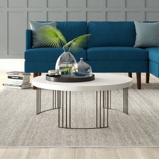 Compare prices Knotts Coffee Table by Mercury Row Reviews (2019) & Buyer's Guide