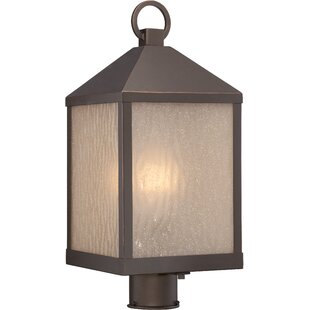 Check Prices Cedar Outdoor 1-Light LED Lantern Head By Loon Peak