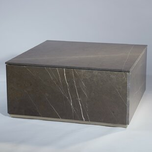 Graffito Marble Coffee Table by Global Views