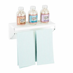 Honey Can Do Accent Shelf with Bars