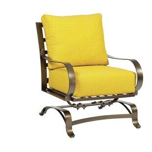 Woodard Cascade Spring Patio Chair with C..