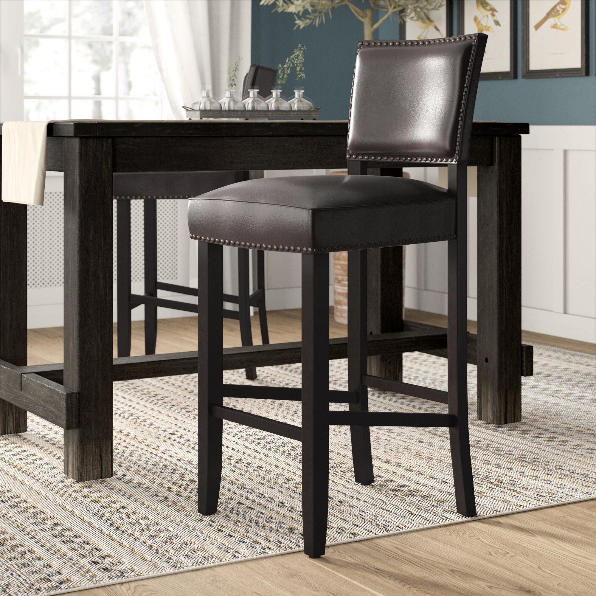 Awe Inspiring Calgary 30 5 Bar Stool Machost Co Dining Chair Design Ideas Machostcouk