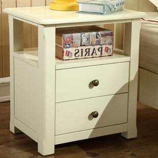Younker 2 Drawer Nightstand by Alcott Hill 2019 Sale