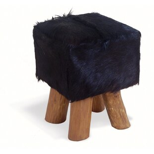 Hawthorn Decorative Stool By Alpen Home