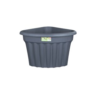 Roger Plastic Cachepot (Set Of 3) By Sol 72 Outdoor