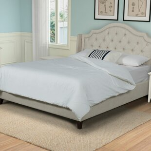 Briese Tufted Upholstered Low Profile Standard Bed