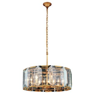 Brayden Studio Tallman 6-Light Pendant