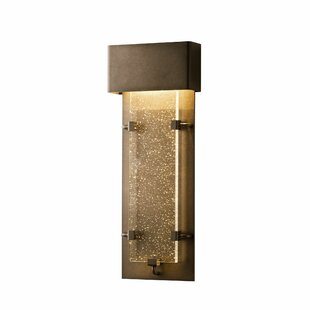 Hubbardton Forge Ursa LED Outdoor Flush Mount