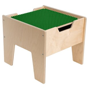 Jarosz Kids Activity Table by Zoomie Kids