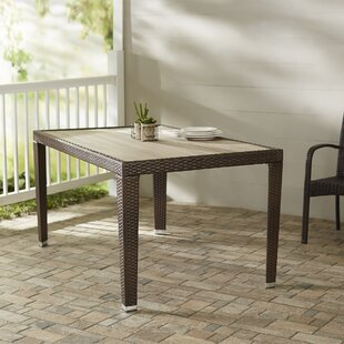 Plastic/Resin Dining Table..