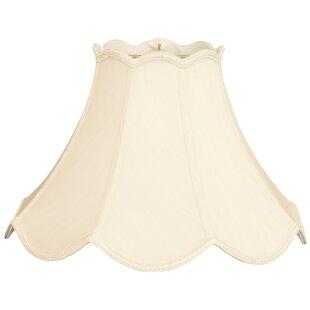 10 Silk/Shantung Bell Lamp Shade