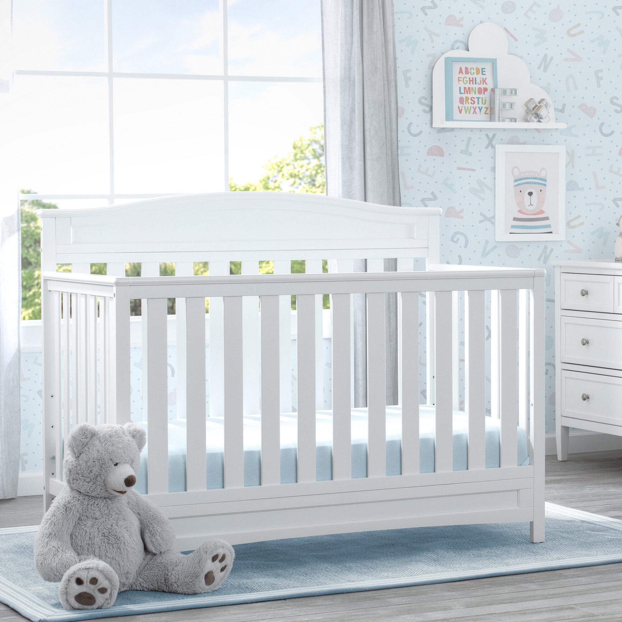 Wayfair   Black & White Cribs You'll Love in 21