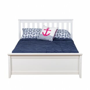 Platform Bed with Trundle ByMax & Lily