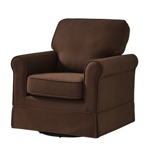 Three Posts Schumann Swivel Armchair