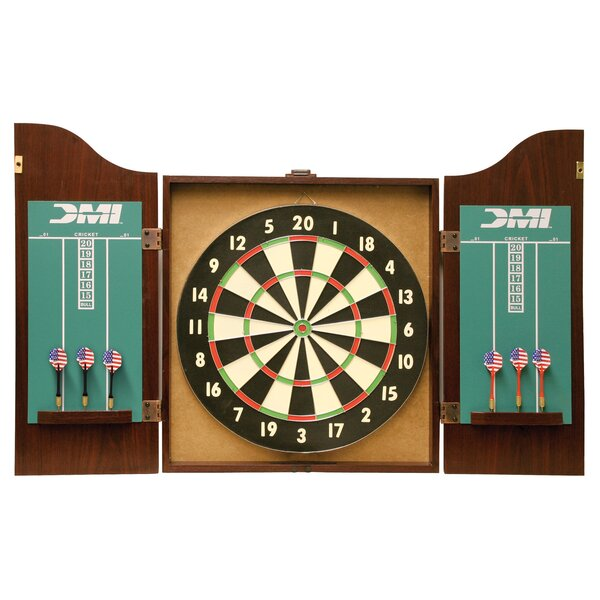 dmi darting recreational dartboard cabinet reviews wayfair rh wayfair com vintage dart board cabinet for sale dart board cabinet for sale philippines