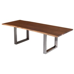 Amoroso Dining Table by Foundry Select 2019 Sale