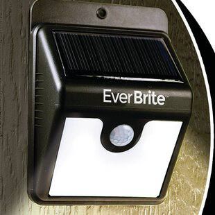 Ever Brite Outdoor Sconce with Motion Sensor