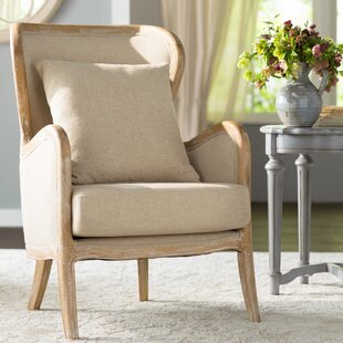Lark Manor Gazon Accent Wingback Chair
