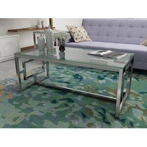 Alvar Contemporary Coffee Table by Willa Arl..
