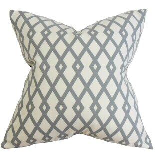 Lexington Geometric Cotton Throw Pillow