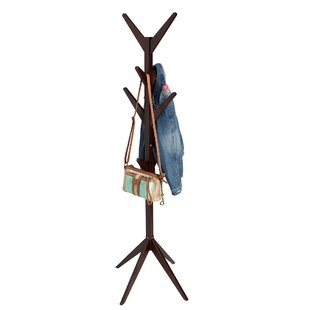 Mind Reader Free Standing Coat Rack