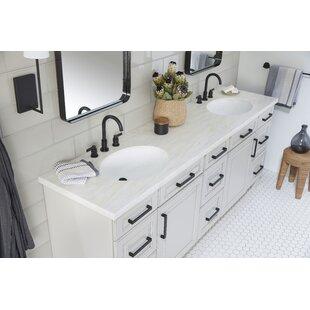 Farmhouse Rustic Black Bathroom Sink Faucets Birch Lane