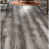 "Munich Birch 3/8"" Thick x 5"" Wide x Varying Length Engineered Hardwood Flooring"