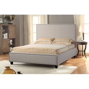 La Jolla Upholstered Panel Bed