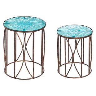 McCaysville End Table by Bungalow Rose