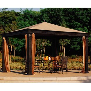 Replacement Canopy for Sean Conway Gazebo by Sunjoy