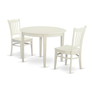 Boston 3 Piece Dining Set Wooden Importers