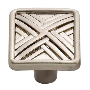 Hard Cross Square Knob