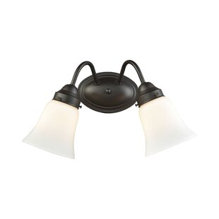 Budget Kendal 2-Light Vanity Light By Charlton Home