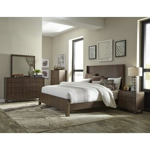 Janine Queen Panel Bed Configurable Bedroom Set