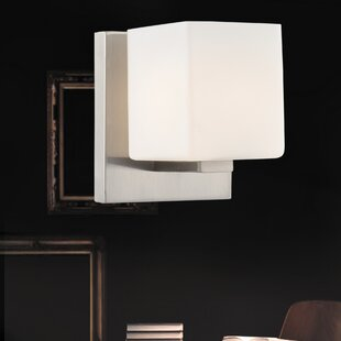 Affordable Price Eustis 1-Light Armed Sconce By CWI Lighting