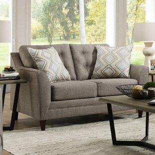 Emil Loveseat by Gracie Oaks