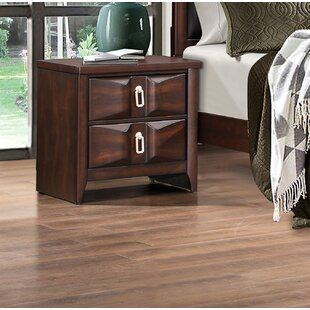 Redbrook 2 Drawer Nightstand